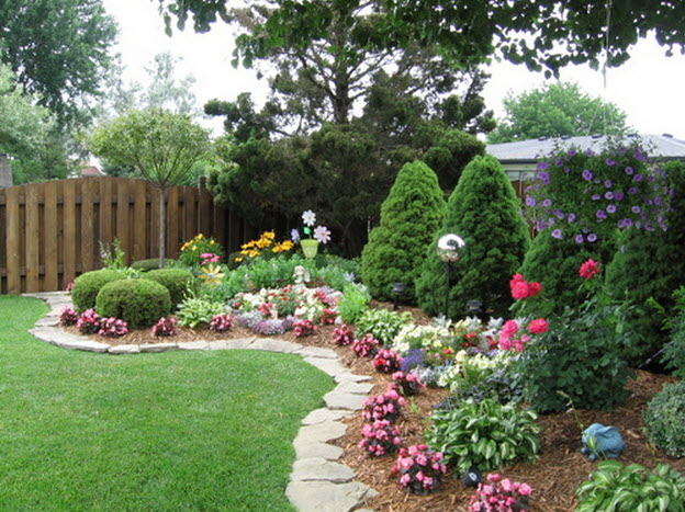Source: Http://architectural Design.info/attractive Backyard Garden /backyard Garden Ideas/
